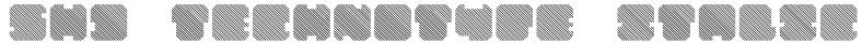 SHD TechnoType Italic Font