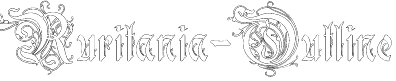 Ruritania-Outline Font
