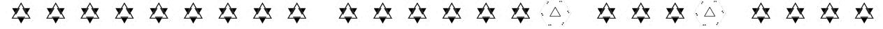 Galactica Pyramid Card Game Font