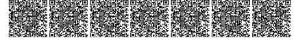 QRcodeX Font