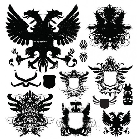 creative,design,download,elements,graphic,grunge,illustrator,new,original,script,set,vector,vintage,web,detailed,interface,scroll,unique,vectors,medieval,wings,quality,stylish,banner,shields,fresh,high quality,ui elements,heraldry,hires,heraldic,grungy,vector heraldry,winged creature vector