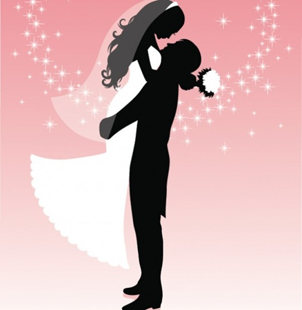 couple,creative,design,download,illustration,illustrator,new,original,pack,photoshop,vector,web,marriage,wedding,modern,silhouette,unique,vectors,ultimate,quality,bride,groom,fresh,high quality,vector graphic,just married,bride and groom vector