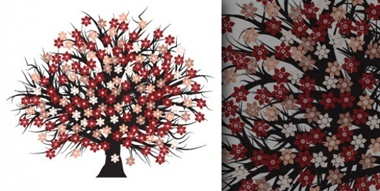 flower,leaf,nature,red,tree,vector,vectors,psd files,bies,bie,blossom vector