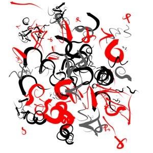 symbols brush