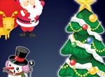 3 Festive Christmas Vector Elements Set