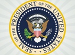 Seal Of The President Vector Graphic