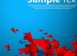 Sharp Abstract Background
