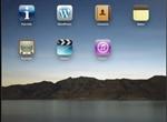Sleek Electronic iPad Vector Graphic