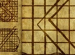 Roman Letters Diagrams