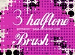 Halftone Brush Pack