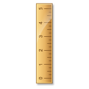 Height, Measure, Ruler Icon