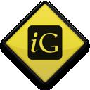 Igooglr, Logo, Square Icon