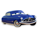 Cars, Doc, Hudson Icon