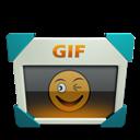 Gif, Revolution Icon
