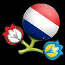 Euro, Netherlands Icon