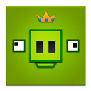Frameless, King, Pig Icon