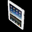 Ipad, New, White Icon