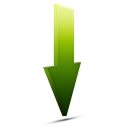 Download, Natural Icon