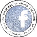 Facebook, Stamp Icon