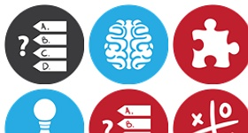 Brain Games Icons