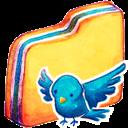 Birdie, Folder Icon