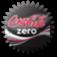Coca, Cola, Logo, Zero Icon