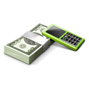 Business, Calculator, Cash, Money Icon