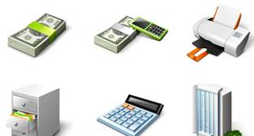 Free Large Business Desktop Icons