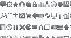 iPhone Toolbar icons