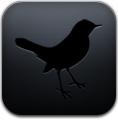 Dark, Tweetdeck Icon