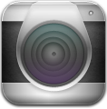 Camera, Zoom Icon