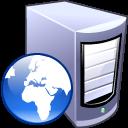 Server, Web Icon
