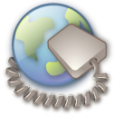 Dialup, Networking Icon