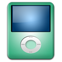 Ipod, Lime, Nano Icon