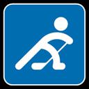 Hockey, Ice, Icon Icon