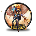 Artwork, Battleborn, Chinese, Kayle Icon