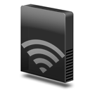 Airport, Drive, External, Slim Icon
