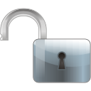 Disabled, Lock, Off Icon