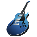 Garageband, Guitar, Instrument, Music, Rock Icon