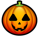 Halloween, Squash Icon