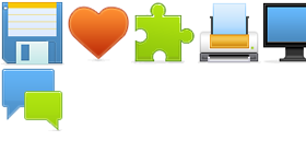 Hypic Icons