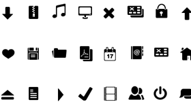 IconSweets Icons