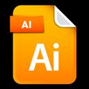 Adobe, Illustator Icon