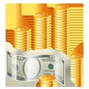 Money, No, Shadow Icon