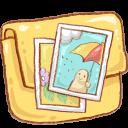 Folder, Hp, Photo Icon
