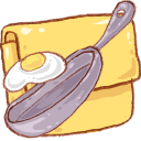 Folder, Hp, Recipe Icon
