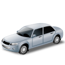Car, Grey Icon