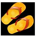 Flip, Flops Icon