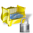 Cradle, Lock Icon