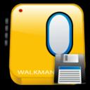 Save, Walkman Icon